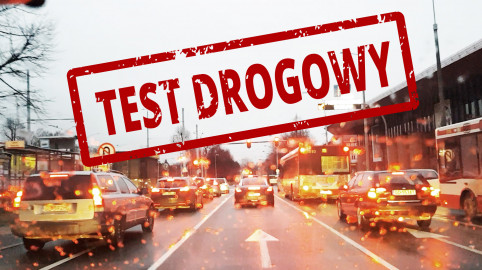 Test Drogowy: 2 auta + komunikacja miejska