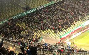 Lechia Gdańsk prowadzi 1:0 z Górnikiem Zabrze