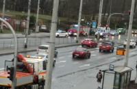 Wypadek w centrum Gdyni