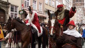 Gdański Orszak Trzech Króli 2019