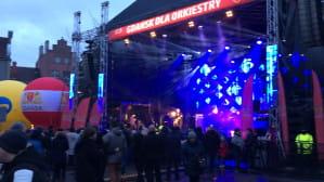 Koncert WOŚP w Gdańsku