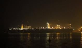 Kontenerowiec MSC Zoe dotarł do Gdańska