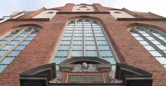 Remont w kościele Św. Józefa