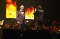 Andrea Bocelli  w Ergo Arenie
