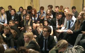 Konferencja przeciw hejtowi w gdańskim liceum