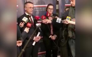 Spotkanie Aleksandry Dulkiewicz z wicepremierem Piotrem Glińskim i ministrem Jarosławem Sellinem