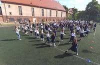 Flashmob na zakończenie roku szkolnego 18/19