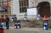 Ekipa Grzegorza Brauna zbiera podpisy z poparciem