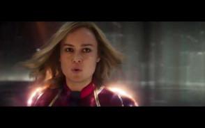 Kapitan Marvel - zwiastun