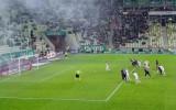 Gol dla Pogoni Szczecin w meczu z Lechią Gdańsk