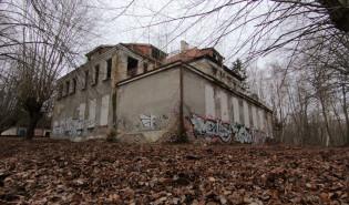 Ruiny Restauracji Bergschloss