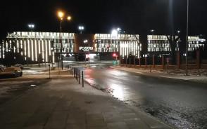 W piątek w nocy znów testy w Forum Gdańsk