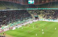 Nieuznany gol Flavio Paixao w meczu z Wisłą Kraków