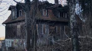 Ruiny Trójmiasta: Niszczejąca Willa Orla