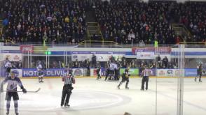 Bójka na meczu MH Automatyka vs GKS Tychy