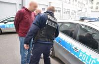 Ukradł samochód - już jest w rękach policji