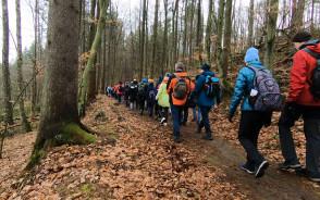 Rodzinnie wśród lasów osowskich w ramach Aktywuj się w Gdańsku