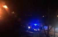Akcja gaśnicza na Olszynce