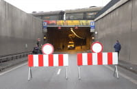 Jak wyglądają prace w zamkniętym tunelu?