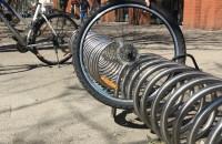 Rozkradzione rowery pod Madisonem