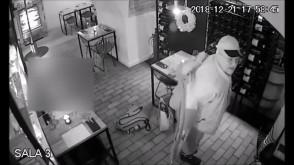 Policja szuka sprawcy kradzieży