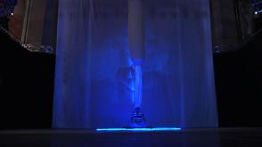 Blue Morth w kościele św. Jana