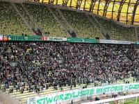Lechia Gdańsk gra z Zagłębiem Lublin
