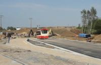 Pierwszy przejazd autobusów do Centrum Edukacji Jabłoniowa