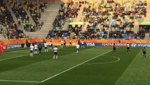 Włochy pokonały Meksyk w Gdyni