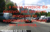 Pirat drogowy na ul. Leszczyńskich na Zaspie
