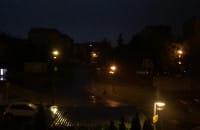 Nad gdańskim Chełmem właśnie przechodzi burza