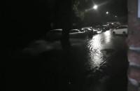 Siedlce zalane. Studzienki wybijają.