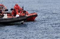 Akcja ratunkowa w Gdyni przy akwarium