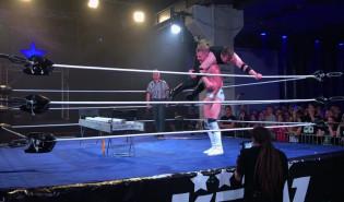 Wrestling podczas Szlamfest3
