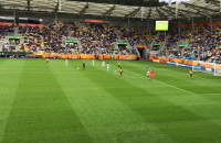 Końcowy gwizdek Ekwador 2-1 USA