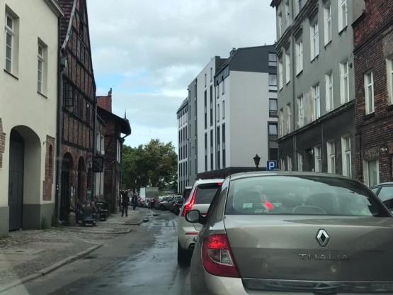 Totalny paraliż centrum Gdańska