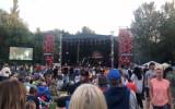 Globaltica - tańce i hulanki w Parku Kolibki w Orłowie