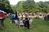 Globaltica - wesoło w Parku Kolibki w Orłowie