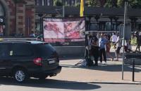 Pikieta przeciwko aborcji w Gdańsku
