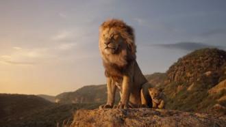 Król Lew - zwiastun