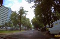 Polska mentalność - hulajnoga na ulicy