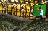 Artur Sobiech strzelił gola w setnym meczu w ekstraklasie