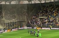 Arka gdynia - Lech Poznań po meczu