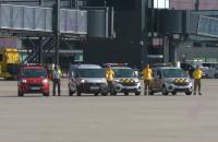 Lotnisko uczciło 1 września minutą ciszy