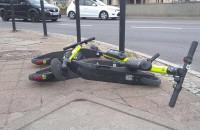 Alternatywny transport, czy dodatkowy śmietnik na ulicach?