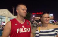 Kibice po meczu Chiny - Polska