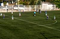 Trening młodzików na stadionie w Gdyni