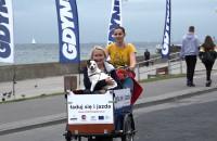 Zlot rowerów towarowych w Gdyni