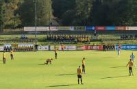 Gryf Wejherowo - Lechia Gdańsk 2:3. Początek meczu