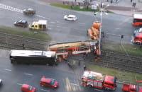 Usuwanie skutków wypadku w Gdańsku